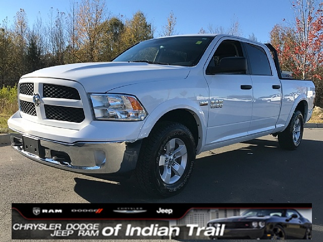 PRE-OWNED 2016 RAM 1500 OUTDOORSMAN 4WD