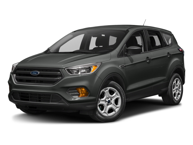 New 2018 Ford Escape SEL FWD Sport Utility