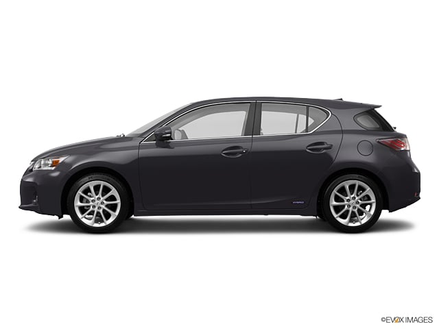 2012 LEXUS CT 200h Hatchback Front-wheel Drive