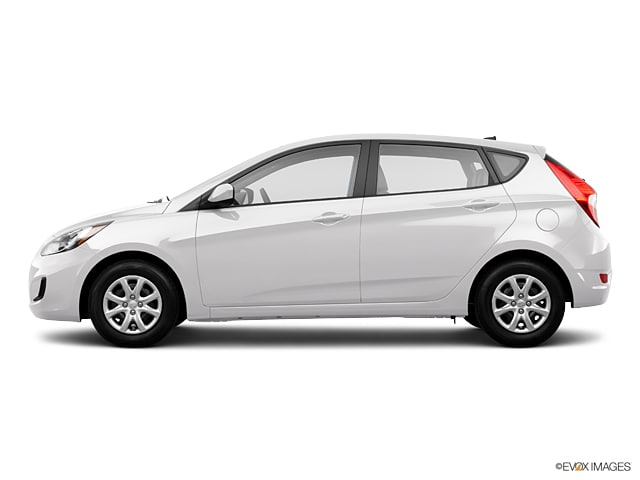 Pre-Owned 2013 Hyundai Accent Hatchback Front-wheel Drive in Jacksonville FL
