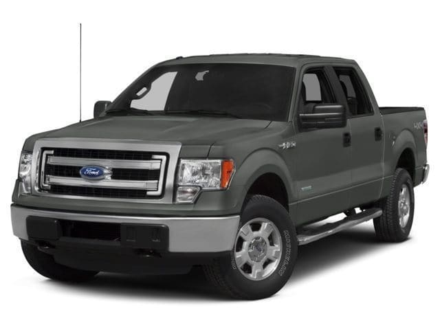 2014 Ford F-150 FX4 Truck SuperCrew Cab - Used Car Dealer Serving Upper Cumberland Tennessee