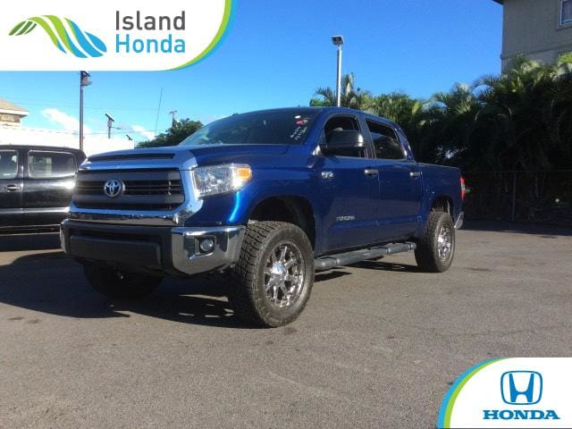 Used 2014 Toyota Tundra 4x4 in Kahului