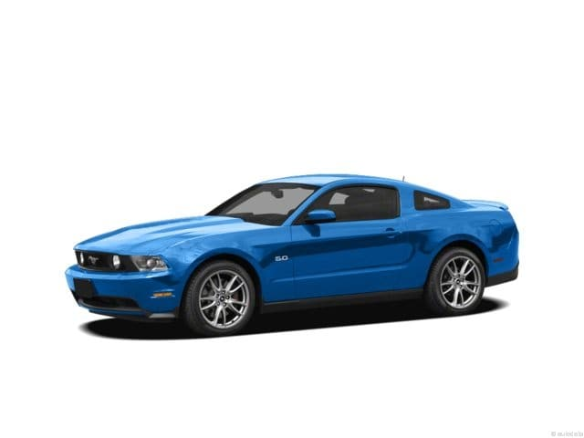 2012 Ford Mustang Coupe V8 Ti-VCT 32V in London, OH