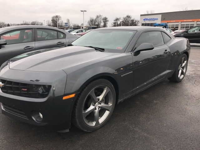 2013 Chevrolet Camaro 2LT Coupe V6 DGI DOHC VVT in London, OH