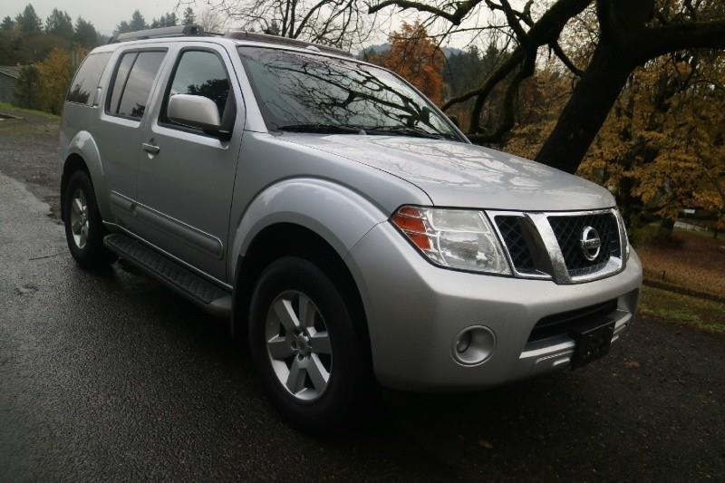 2008 Nissan Pathfinder SE 4WD 3rd Row *1 OWNER w/ ONLY 145K!* CALL!