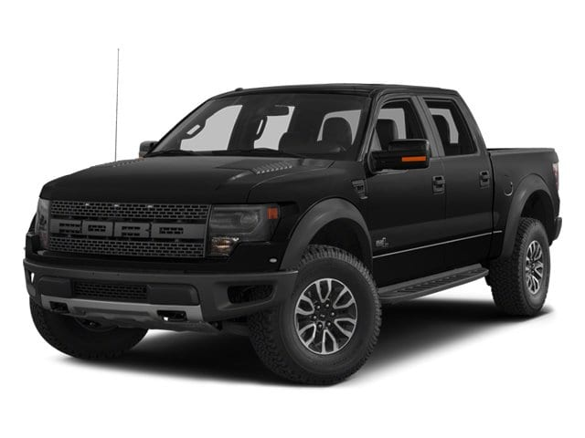 2014 Ford F-150 SVT Raptor (Retail Only) Truck SuperCrew Cab V-8 cyl
