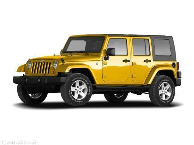 Used 2008 Jeep Wrangler Unlimited X 4WD Unlimited X Near Indianapolis