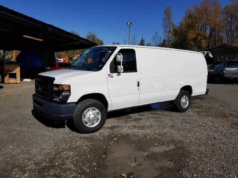 2012 Ford E-Series Cargo E-350 SD 3dr Extended Cargo Van