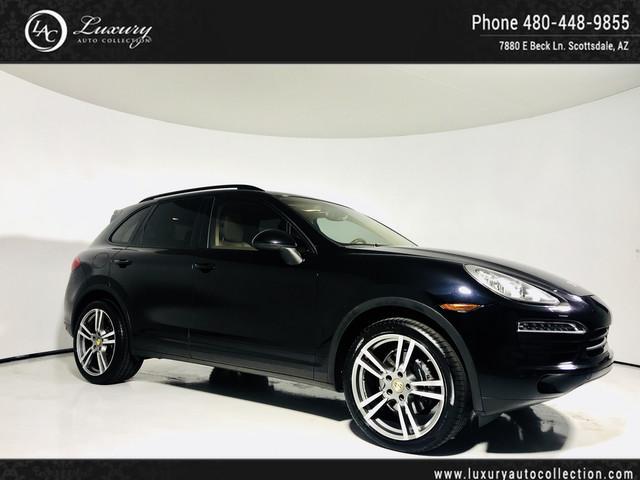 2012 Porsche Cayenne Navigation | Parking Sensors | Turbo Wheels | 13 14 All Wheel Drive SUV
