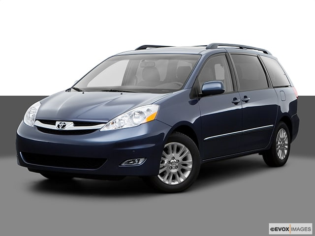 2008 Toyota Sienna XLE Van For Sale - Serving Amherst
