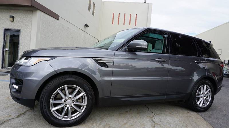 2015 Land Rover Range Rover Sport 4x4 SE 4dr SUV