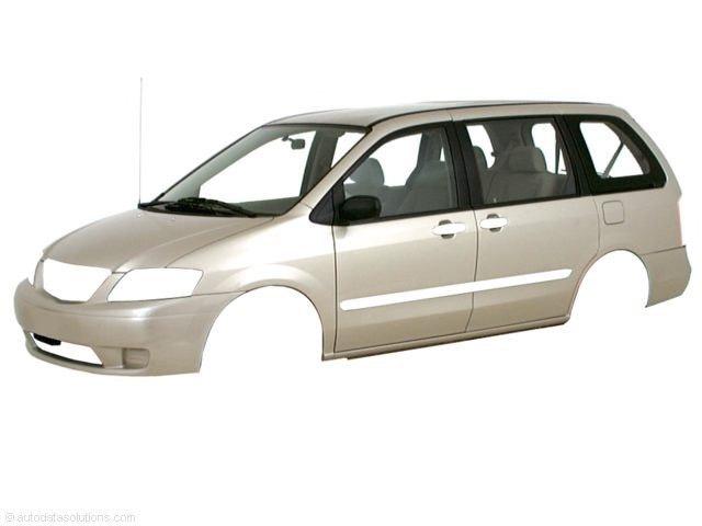 Used 2000 Mazda MPV Minivan/Van for sale in Middlebury CT