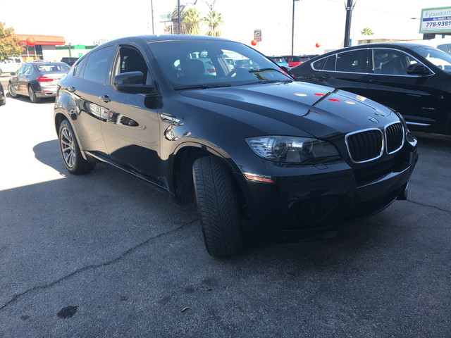 Photo Pre-Owned 2010 BMW X6 M