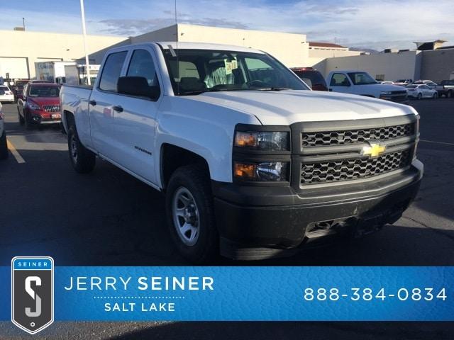 Used 2014 Chevrolet Silverado 1500 Truck Crew Cab in Salt Lake City, UT