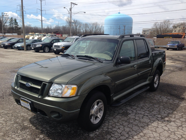 2004 Ford Explorer Sport Trac Adrenalin 4WD 4dr Crew Cab