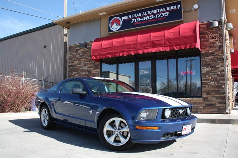 2009 Ford Mustang GT Deluxe 2dr Fastback
