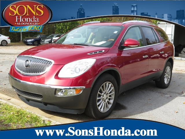 2012 Buick Enclave FWD Leather