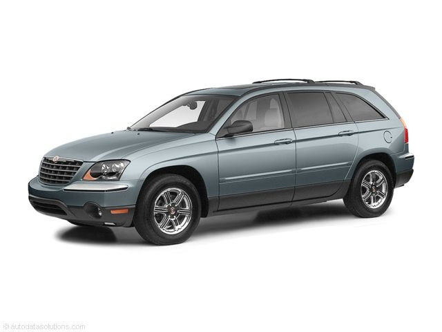 Used 2005 Chrysler Pacifica Touring SUV for sale in Midland, MI