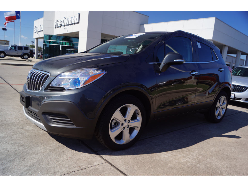 Photo 2016 Buick Encore FWD SUV in Baytown, TX
