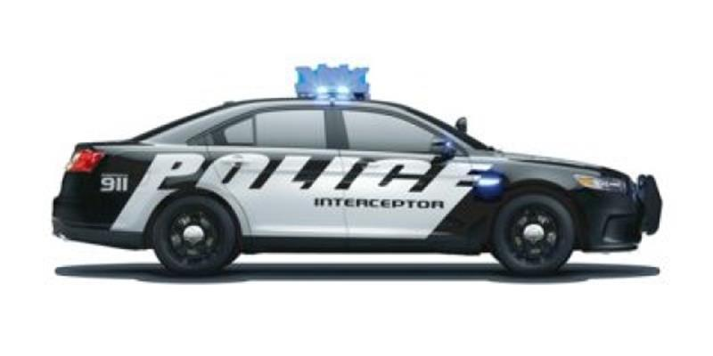 2018 Ford Taurus AWD Police Interceptor 4dr Sedan