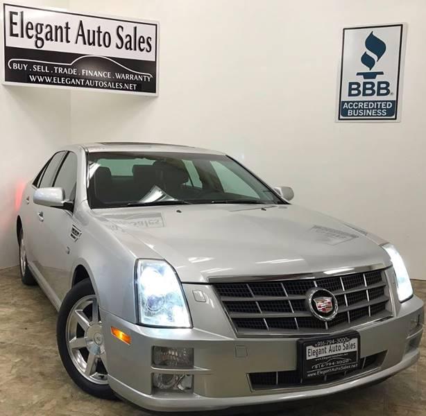 2009 Cadillac STS V8 Premium Luxury Performance 4dr Sedan w/Navigation