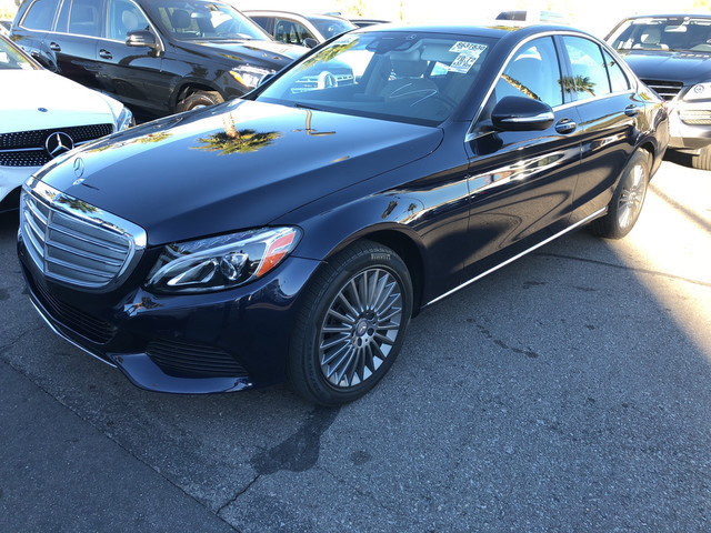 Certified Pre-Owned 2015 Mercedes-Benz C 300 Luxury 4MATIC®