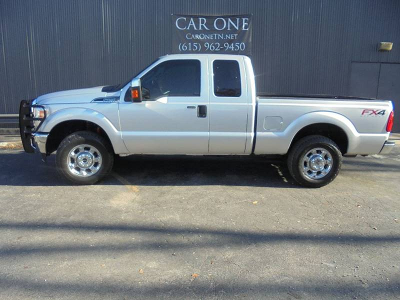 2014 Ford F-250 Super Duty 4x4 XLT 4dr SuperCab 6.8 ft. SB Pickup