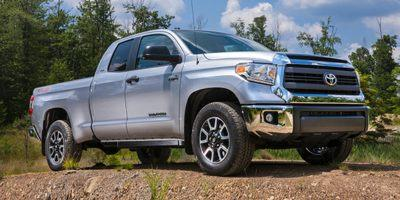 Used 2014 Toyota Tundra 4WD Truck 4WD Double Cab Standard Bed 5.7L FFV V8 Limited (Natl)