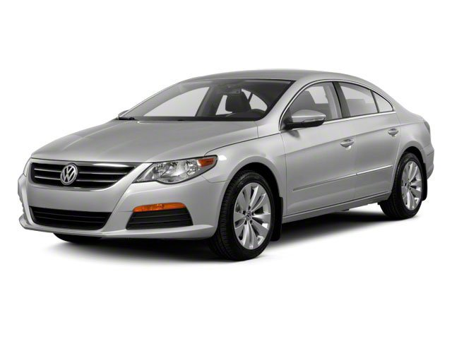 Pre-Owned 2012 Volkswagen CC Lux PZEV With Navigation