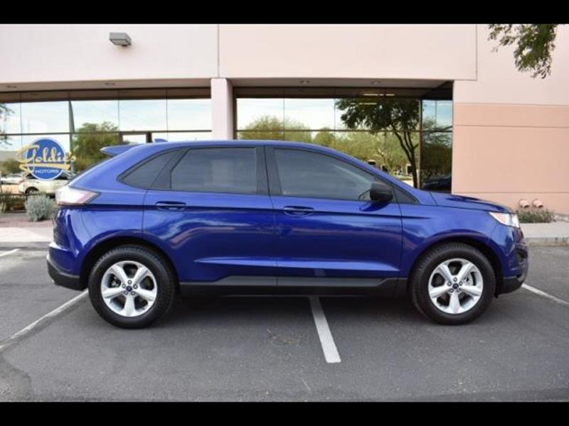 2015 Ford Edge SE 4dr Crossover