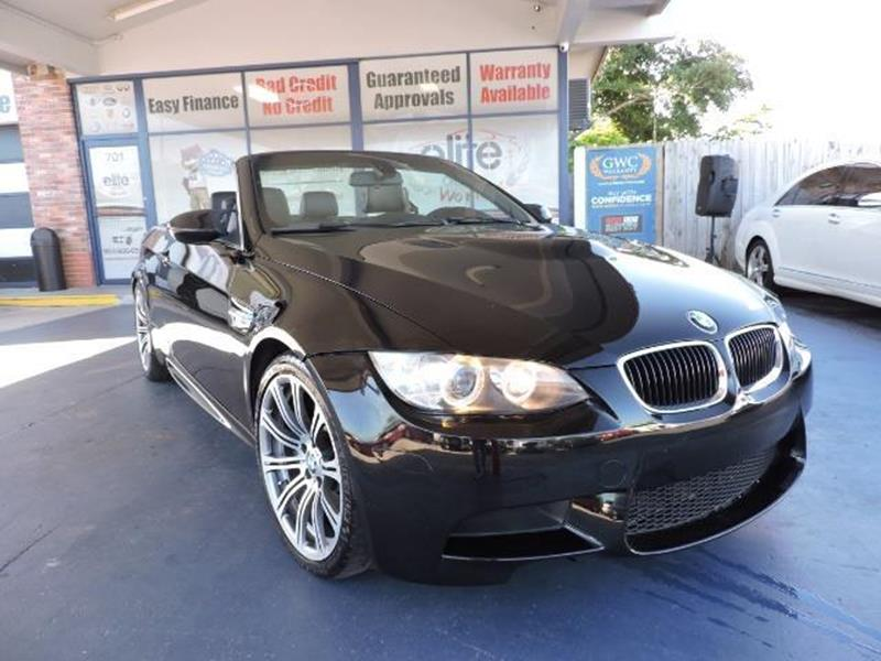 2011 BMW M3 2dr Convertible