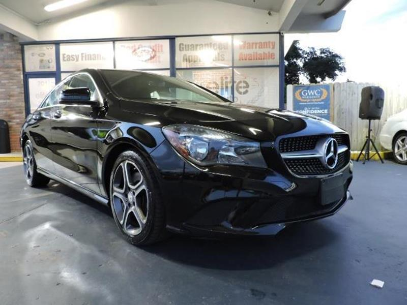 2014 Mercedes-Benz CLA CLA 250 4dr Sedan