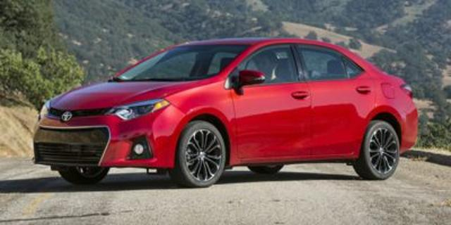 2016 Toyota Corolla 4dr Sdn CVT S Plus in Salem, OR