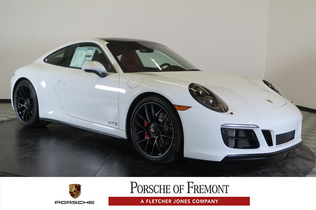 New 2018 Porsche 911 Carrera GTS Rear Wheel Drive Coupe