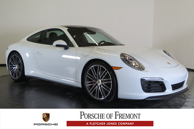 New 2018 Porsche 911 Carrera 4S All Wheel Drive Coupe