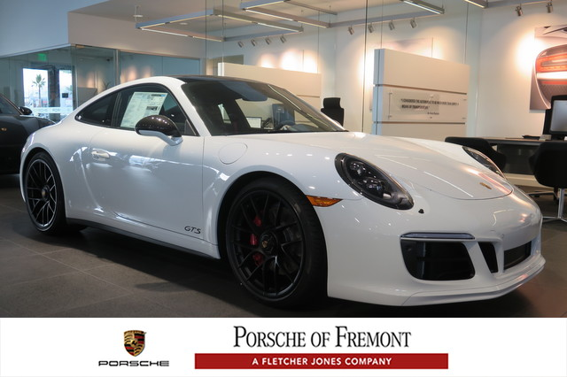 New 2018 Porsche 911 Carrera 4 GTS All Wheel Drive Coupe