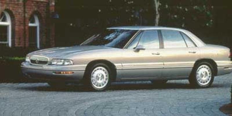 1998 Buick LeSabre Limited 4dr Sedan