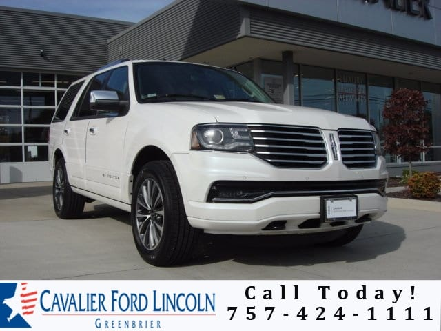 2015 Lincoln Navigator SUV V6 ECOBOOST ENGINE