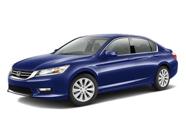 Used 2014 Honda Accord EX-L for sale in Wilmington NC