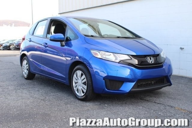 Certified Pre-Owned 2015 Honda Fit LX in Reading, PA