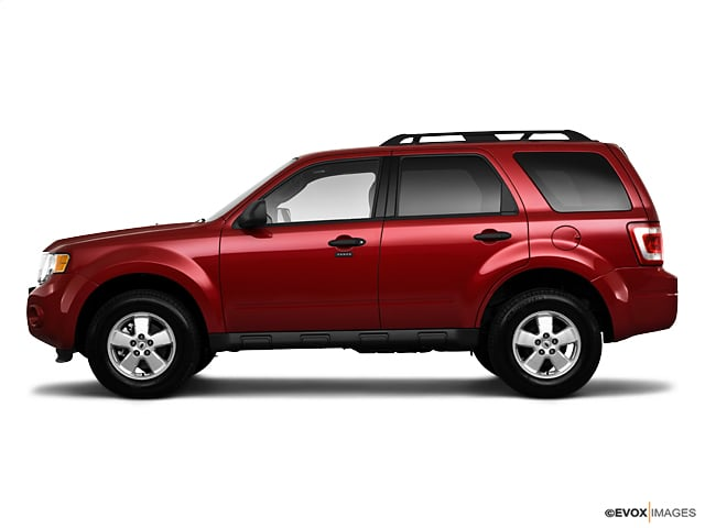 2010 Ford Escape Limited SUV V6 Flex-Fuel Engine