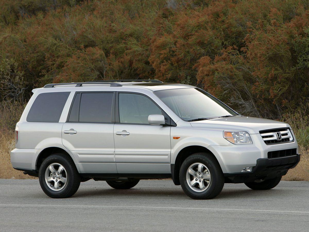 Used 2006 Honda Pilot For Sale in Huntersville NC | Serving Charlotte, Concord NC & Cornelius.| VIN: 2HKYF18646H556971