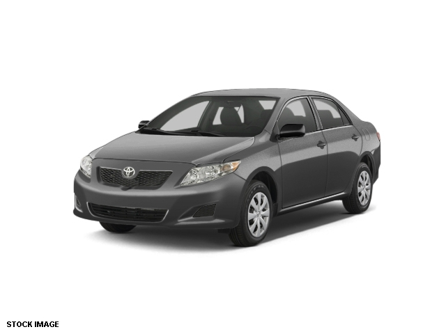 Pre-Owned 2010 Toyota Corolla FWD LE 4dr Sedan 4A
