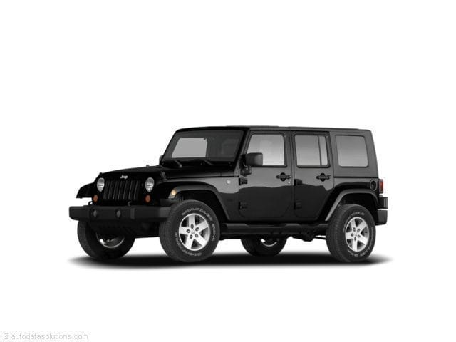 2008 Jeep Wrangler Unlimited Rubicon SUV in Chattanooga