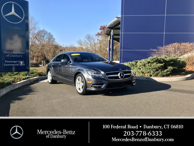 Certified Pre-Owned 2014 Mercedes-Benz CLS 550 Sport AWD 4MATIC®