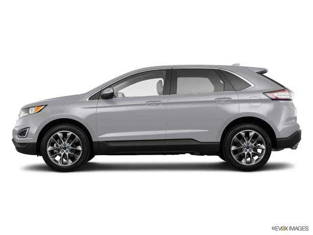 2016 Ford Edge Titanium SUV 4 cyls
