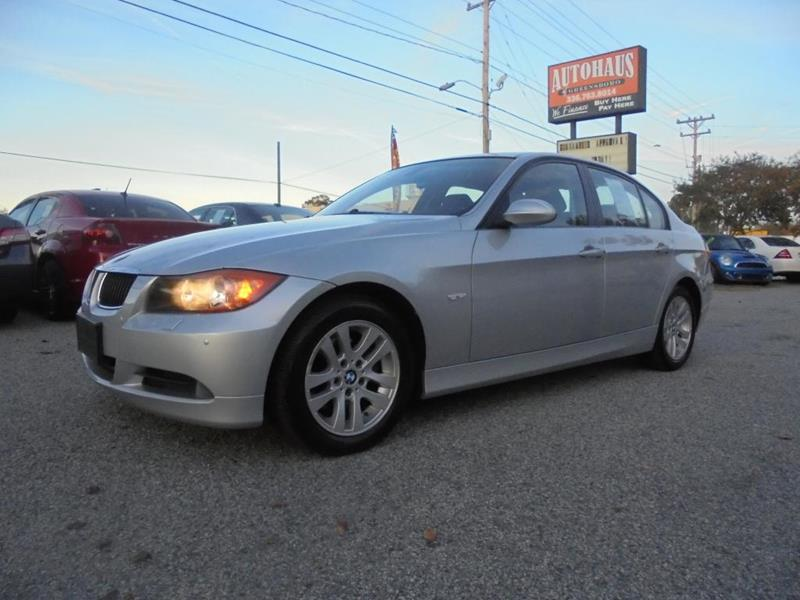 2007 BMW 3 Series AWD 328xi 4dr Sedan