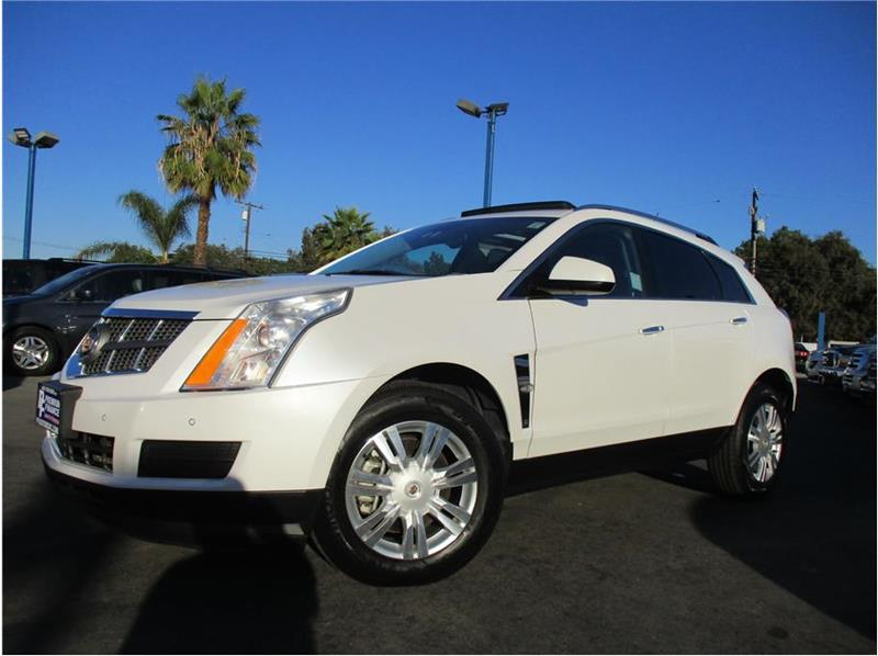 2012 Cadillac SRX Luxury Collection 4dr SUV