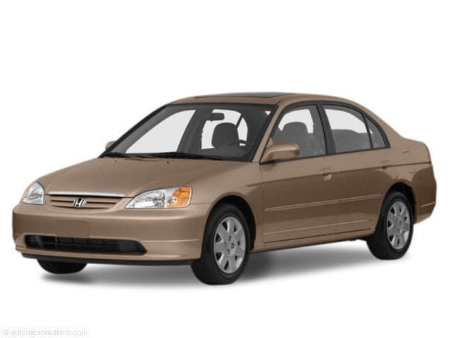 Used 2001 Honda Civic LX Sedan   in Cambridge, MA