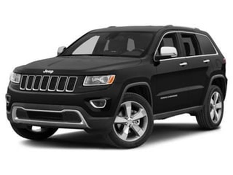 2015 Jeep Grand Cherokee 4x4 Limited 4dr SUV